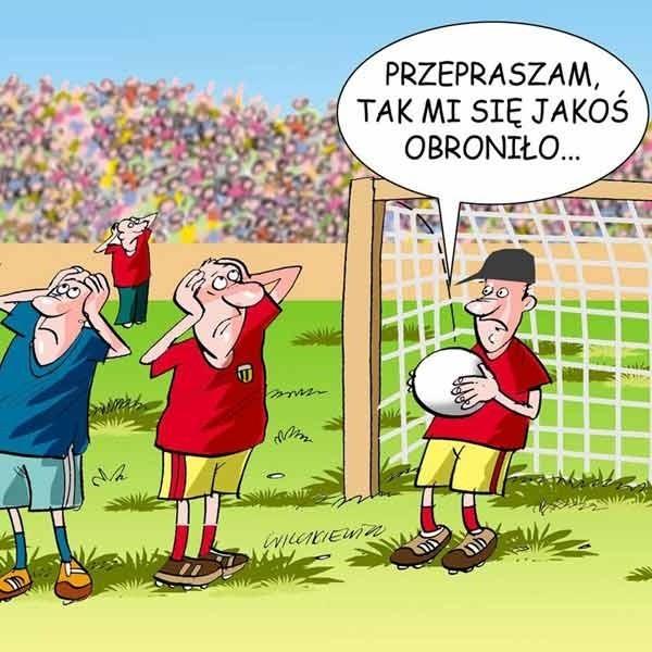 Na pewno niejeden z kibiców także obserwował dziwne mecze. Prosimy o swoje spostrzeżenia. Najciekawsze wydrukujemy albo zamieścimy na stronie internetowej. Piszcie: sport@gcnowiny.pl