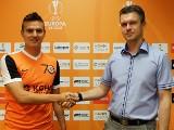 Łukasz Janoszka przedłużył kontrakt z Zagłębiem Lubin