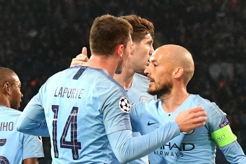 Szachtar Donieck - Manchester City 0:3