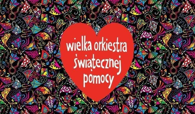 Wielka Orkiestra Świątecznej Pomocy – imprezy i licytacje w Skarżysku i Suchedniowie