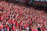 Znakomita wiadomość. 4,5 tysiąca fanów Widzewa obejrzy mecz z Termaliką Nieciecza!