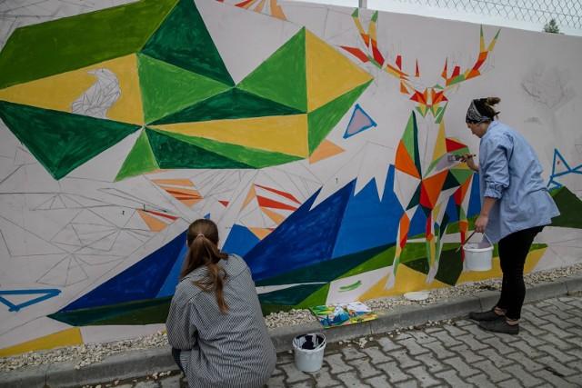 W Białymstoku powstaje nowy mural.