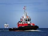 Remontowa Shipbuilding zbuduje statek pożarniczy dla portu w Szczecinie i Świnoujściu