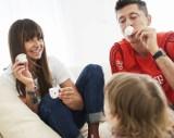 Dzień Ojca znanych piłkarzy ZDJĘCIA. Tak świętuje Lewandowski, a co z Messim, Ronaldo i Beckhamem?