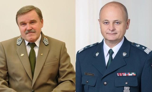 Ryszard Ziemblicki nie jest już dyrektorem Regionalnej Dyrekcji Lasów Państwowych w Białymstoku. Natomiast Mirosław Sienkiewicz stracił stanowisko dyrektora Izby Celnej w Białymstoku