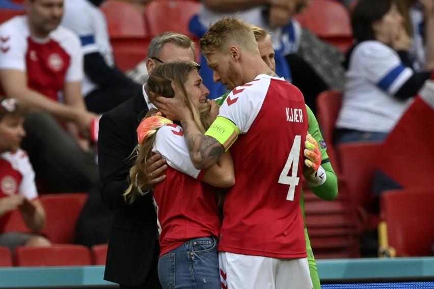 Euro 2020. To on udzielił pierwszej pomocy Eriksenowi. Bohater i prawdziwy przyjaciel