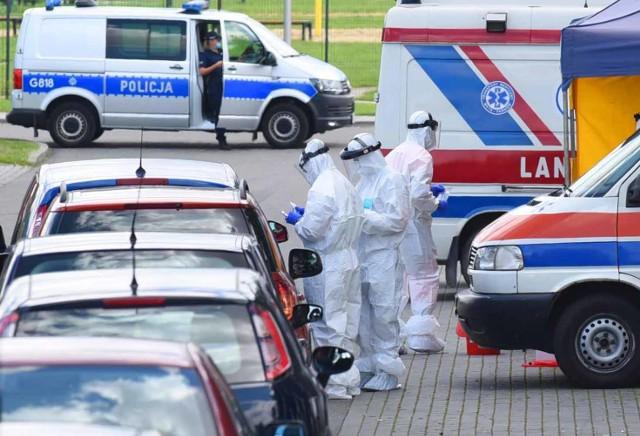 Na terenie powiatu nowosądeckiego i miasta Nowy Sącz jest obecnie 556 zakażonych koronawirusem SARS-CoV-2