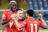 """Serie A. Włoskie media oszalały na punkcie Napoli. Chwalą również Piotra Zielińskiego. """"Jego gol to była torpeda"""""""