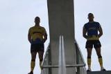 Rugby Club Arka Gdynia prezentuje dwa komplety koszulek meczowych. Kibice zdecydują, w jakich drużyna zagra w Gdyni