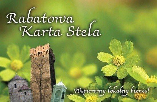 Karta Rabatowa Stela W Cieszynie Tutaj Kupisz Taniej Dziennik