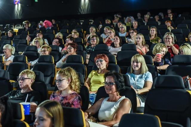 Od piątku, 3 lipca, filmy będziemy mogli oglądać na dużym ekranie.