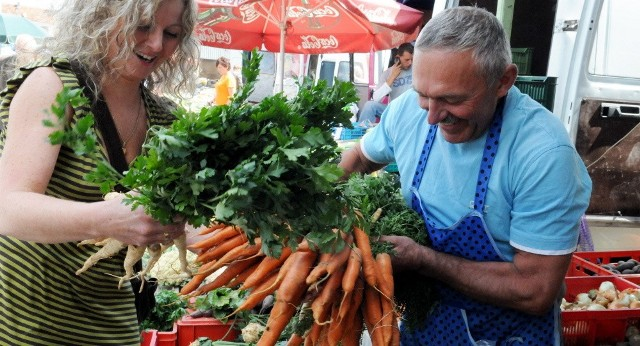 Zbiory warzyw spadły w sumie o 10 proc. w stosunku do ubiegłego roku. Najbardziej kapusta - o 12 proc, cebula o 8 proc. i marchew - 11 proc
