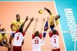 Puchar Świata siatkarzy. Polska przegrała z Brazylią po pięciu setach wielkiej gry