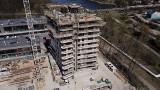 Trwa budowa najwyższego budynku w regionie. Wieżowiec Plaza Tower w Kielcach ma już… 11 pięter [WIDEO, ZDJĘCIA]