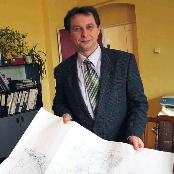 Bogusław Połdiak twierdzi, że projekt można zrealizować w ciągu 6 lat