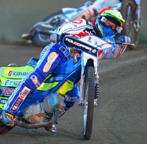 Kenneth Bjerre nie jest jeszcze w najwyższej formie, ale ma wystąpić w sobotę w Gdańsku