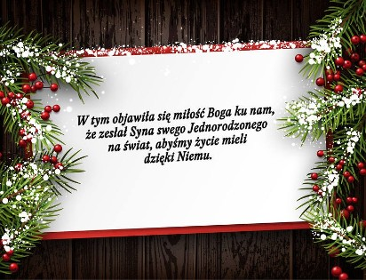 Wybitny Kartki świąteczne na Boże Narodzenie. Kartki z życzeniami DT66