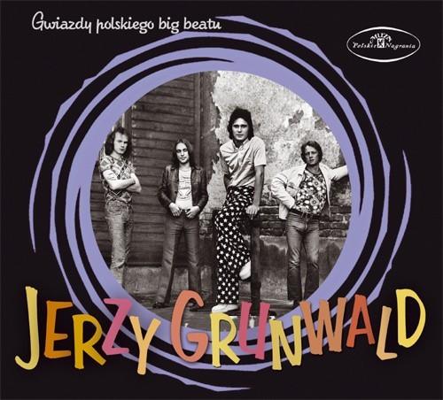 Na tej płycie znajdują się 24 przeboje Jerzego Grunwalda