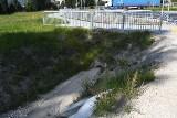 Wracamy na południowo-wschodnią obwodnicę Jędrzejowa. Jak obecnie wygląda droga? Czy usterki zostały usunięte? Zobaczcie (WIDEO, ZDJĘCIA)