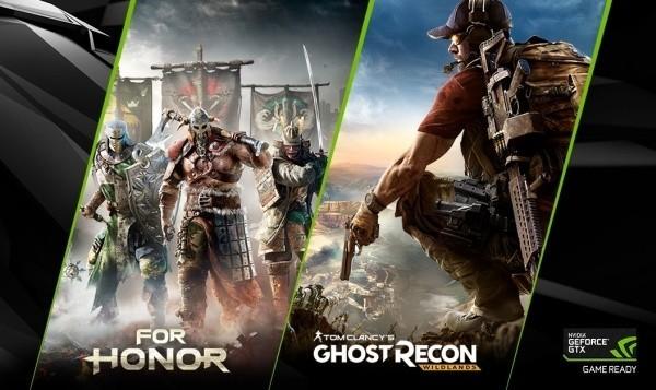 NvidiaW ramach promocji Przygotuj się na Bitwę dostępne sa dwie gry do wyboru