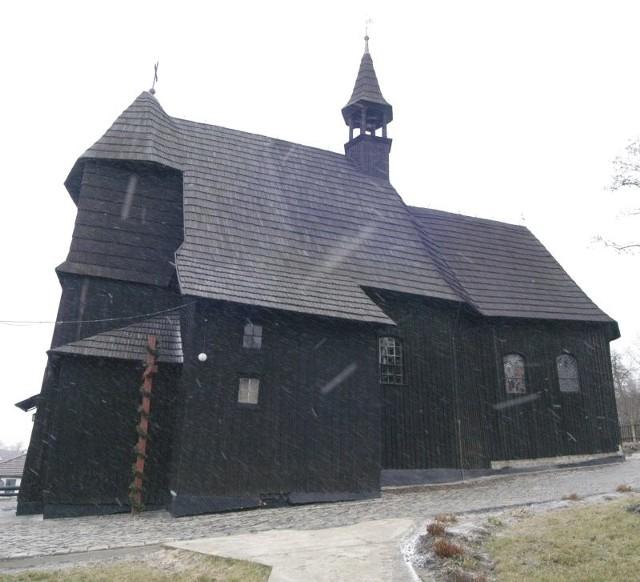 Kościół w Kluczu.