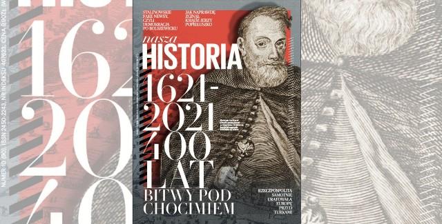 """""""Nasza Historia"""" już dziś do kupienia!"""