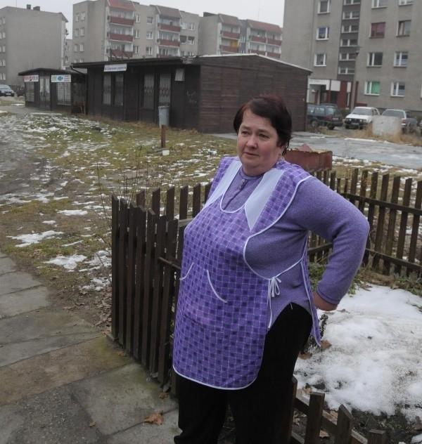 Danuta Staroń: - Już od kilku lat mówi się o nowych pawilonach ale wciaż nie możemy dojść z miastem do porozumienia.