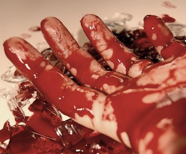 Mężczyzna zmarł po otrzymaniu trzech ciężkich ran nożem.