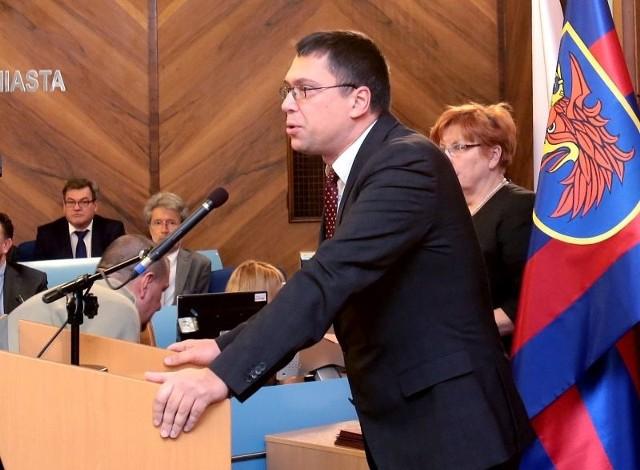 Inauguracyjna sesja rady miasta