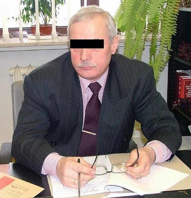 Sędzia Zbigniew J. choć nie pracuje otrzymuje pensję 4 tys. zł.