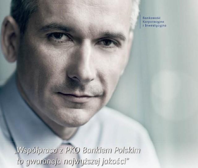 Bohaterem najnowszej odsłony kampanii jest prezes zarządu Barlinka Paweł Wrona.