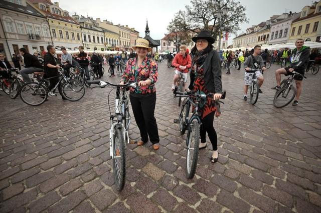 Masa Krytyczna po raz kolejny przejechała ulicami Rzeszowa .