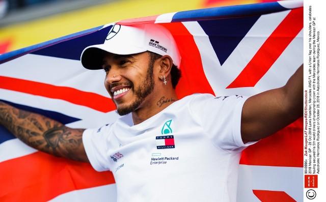 Lewis Hamilton w ciągu 11 sezonów pięć razy został mistrzem świata.