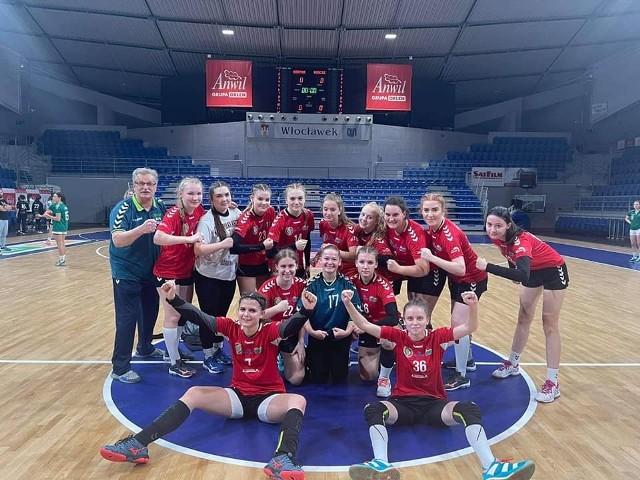 Zespół KPR Białystok we Włocławku zajął trzecie miejsce