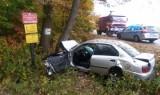 Śmiertelny wypadek koło Zduńskiej Woli w pobliżu wsi Marcelin