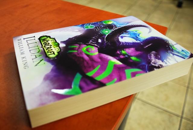 William King. World of Warcraft - Illidan