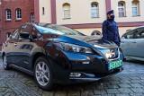 Ekoradiowozy dla policjantów w Szczecinie. Bezszelestnie podjadą zatrzymać przestępców. I ekologicznie!
