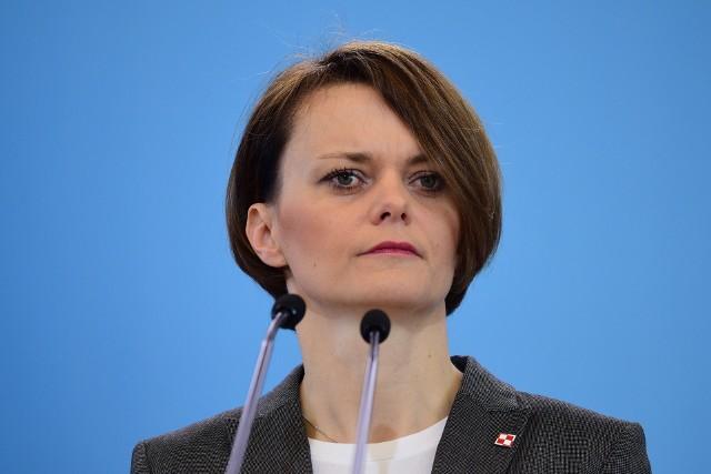 - Stawiamy na polską myśl techniczną i umiejętności młodych osób - podkreślała Jadwiga Emilewicz, Minister Przedsiębiorczości iTechnologii.