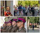 Białystok. Władze miasta i mieszkańcy uczcili 75. rocznicę Powstania Warszawskiego [ZDJĘCIA]