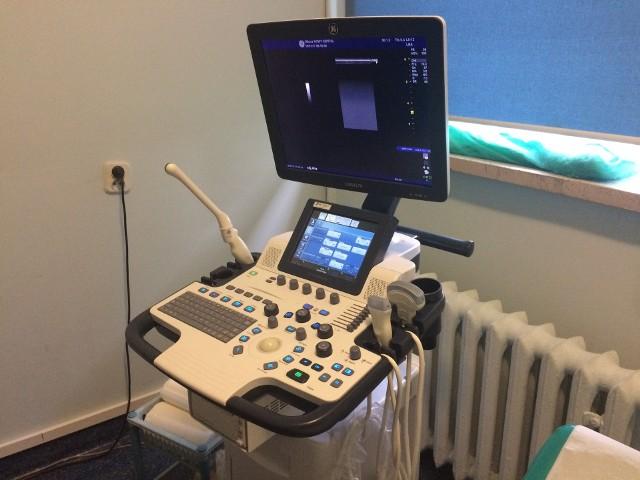 Ten model USG służyć będzie pacjentom Nowego Szpitala w Nakle i Szubinie