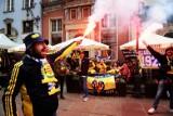 Liga Europy. Fani Manchesteru United i Villarreal opanowali starówkę w Gdańsku [ZDJĘCIA]