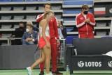 Polska wygrała z Brazylią w Bytomiu w meczu Billie Jean King Cup ZDJĘCIA W sobotę punkty zdobyła Fręch oraz decydujący debel