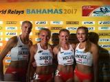 IAAF World Relays 2017: Drugie miejsce Polek na 4x400 WYNIKI FILM