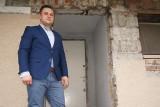 Zorganizował zbiórkę, aby pan Tadeusz mógł wyremontować zniszczony dom