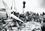 Tragedia sprzed lat. 36 lat temu wybuch gazu zniszczył część bloku w Łodzi