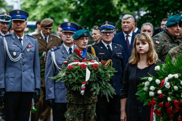 1 sierpnia w Bydgoszczy odbyły się uroczystości związane z 77. rocznicą wybuchu Powstania Warszawskiego.