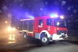 Nowy Sącz. Znów pożar wybuchł od zapalenia się sadzy w kominie