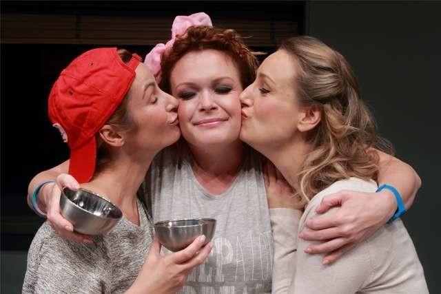 """Znane aktorki, które biorą udział w spektaklu """"Di, Viv i Rose"""", przyjaźnią się też w życiu"""