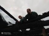 """Wolontariusze """"Dzięki Wam"""" remontują dom pogorzelca z bydgoskiego Miedzynia [zdjęcia]"""