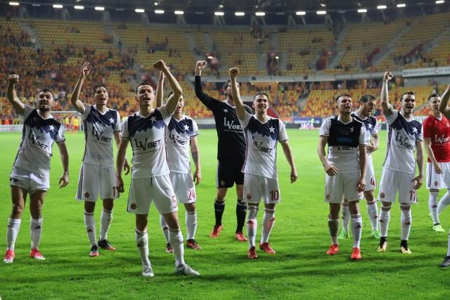 Jagiellonia Białystok - Wisła Kraków 0:1